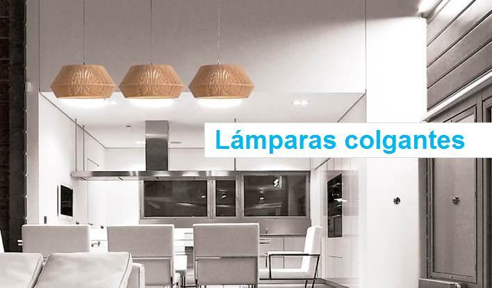 lamparas-colgantes-techo-led-barato-diseño-ayora-iluminación