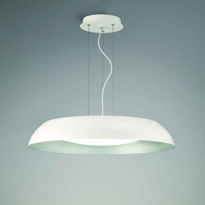 Lámpara-colgante-Argenta-blanco-Mantra-Ayora-Iluminación