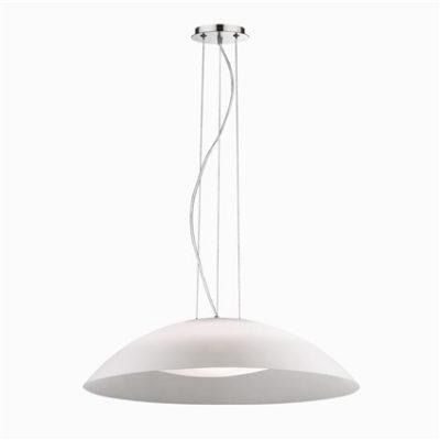 Lámpara-colgante-Lena-D64-blanco-Ideallux-Ayora-Iluminación