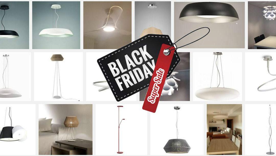 Black Friday 2017: Descuentos en lámparas FLOS, Moooi, Marset, Faro…