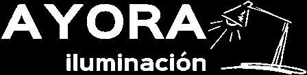 Ayora-iluminacion-valencia-lamparas-led-logo-texto-negative