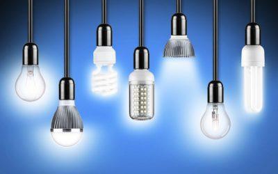 10 ventajas de la iluminación con lámparas LED