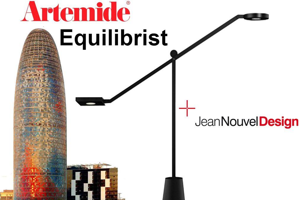 Jean Nouvel aúna Arquitectura y Diseño en Equilibrist (Artemide)