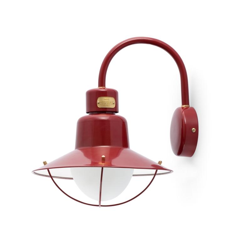 aplique-exterior-newport-faro-outdoor-rojo-ayora-iluminacion