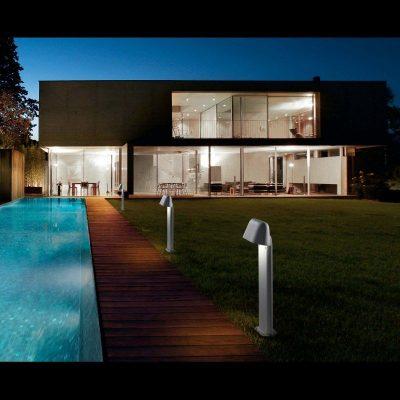 baliza-sentinel-faro-blanco-mate-exterior-outdoor-ayora-iluminacion