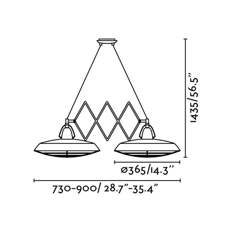 lampara-colgante-extensible-2l-pled-led-faro-ayora-iluminacion-dimensiones