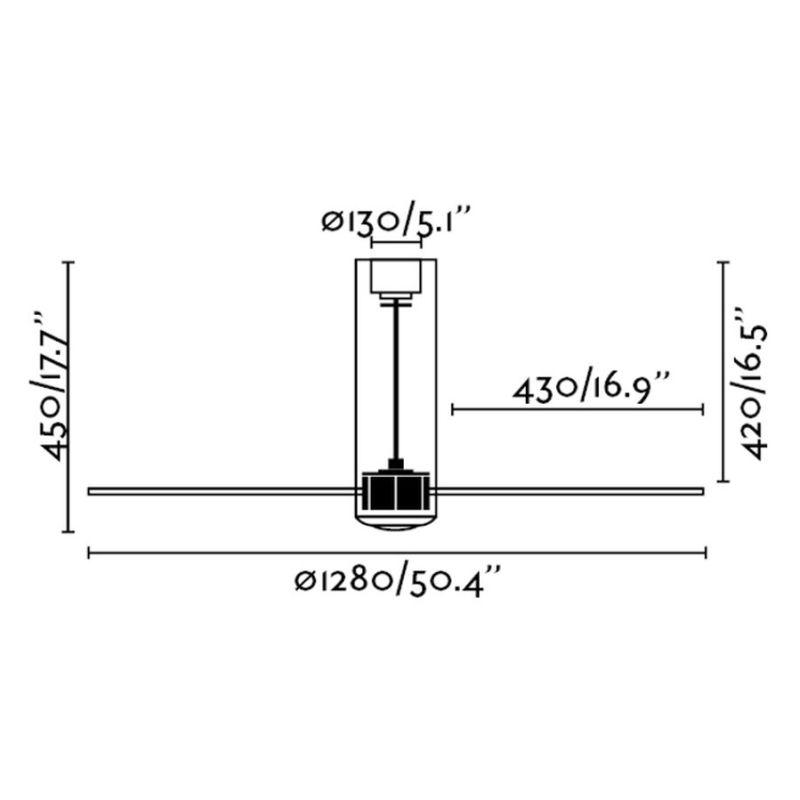 ventilador-techo-tube-fan-faro-motor-dc-ayora-iluminacion-dimensiones