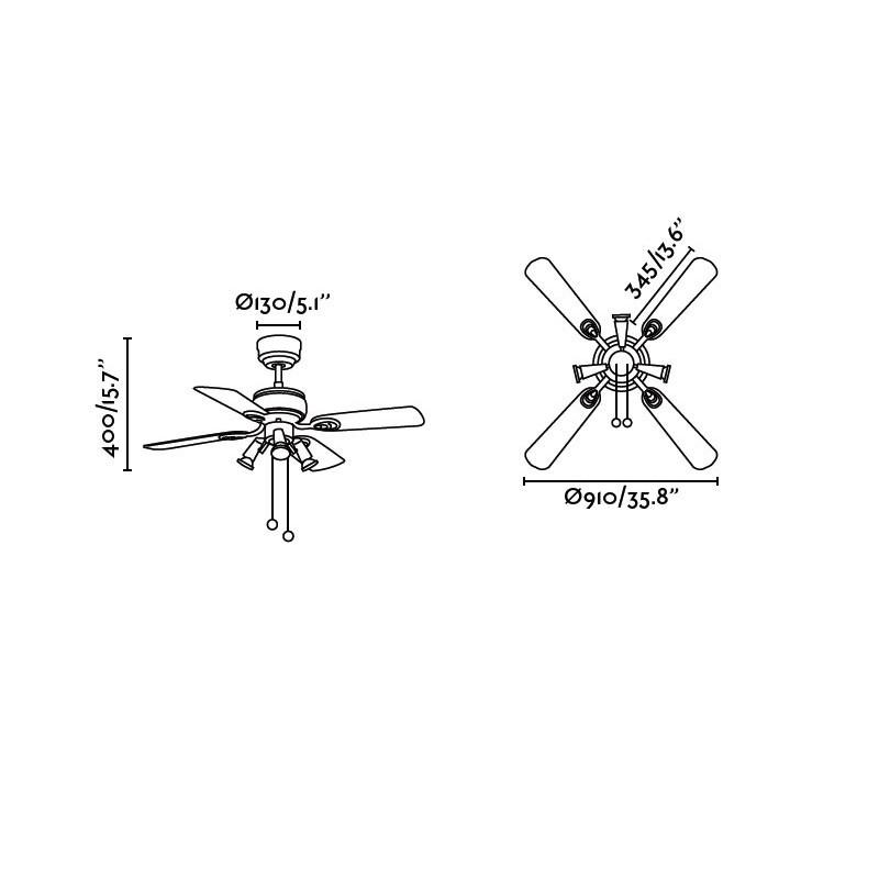 ventilador-techo-con-luz-galapago-faro-33301-ayora-iluminacion-dimensiones