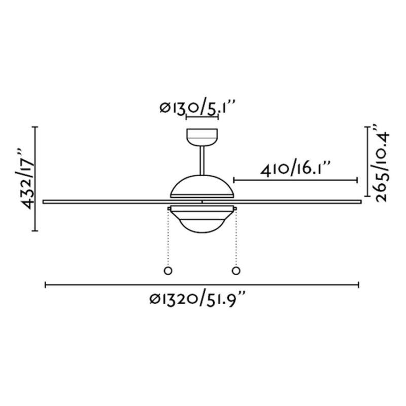 ventilador-techo-faro-manila-marron-33192-ayora-iluminacion-dimensiones
