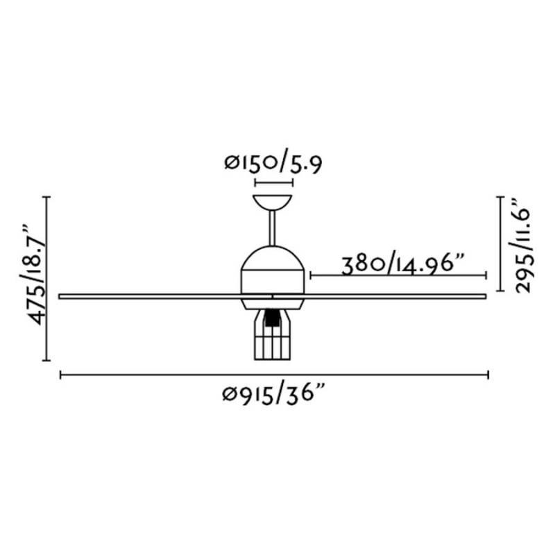 ventilador-techo-faro-con-luz-chicago-33703-negro-ayora-iluminacion-dimesiones