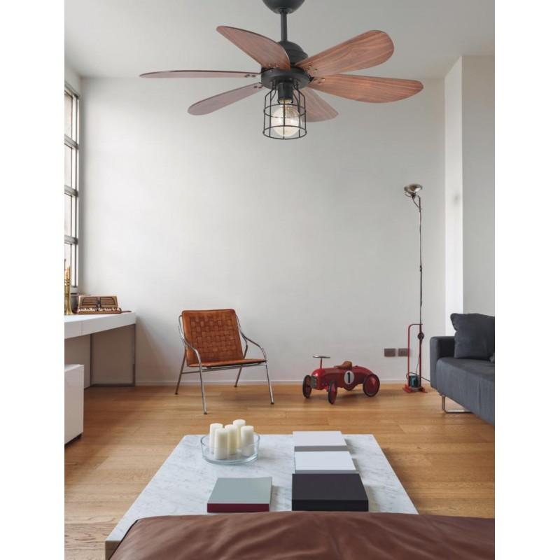 ventilador-techo-faro-con-luz-chicago-33703-negro-ayora-iluminacion
