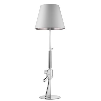 flos-lampara-sobremesa-gun-lounge-chrome-second-amedment-arma-cromo-philippe-starck