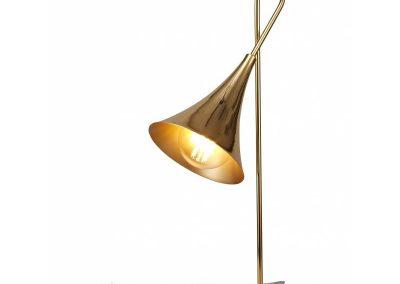 Mantra JAZZ Lámpara de sobremesa oro