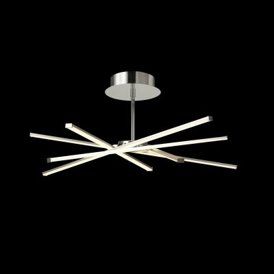 lampara-plafon-mantra-star-plata-cromo-led-5918-dimmable-regulable-ayora-iluminacion