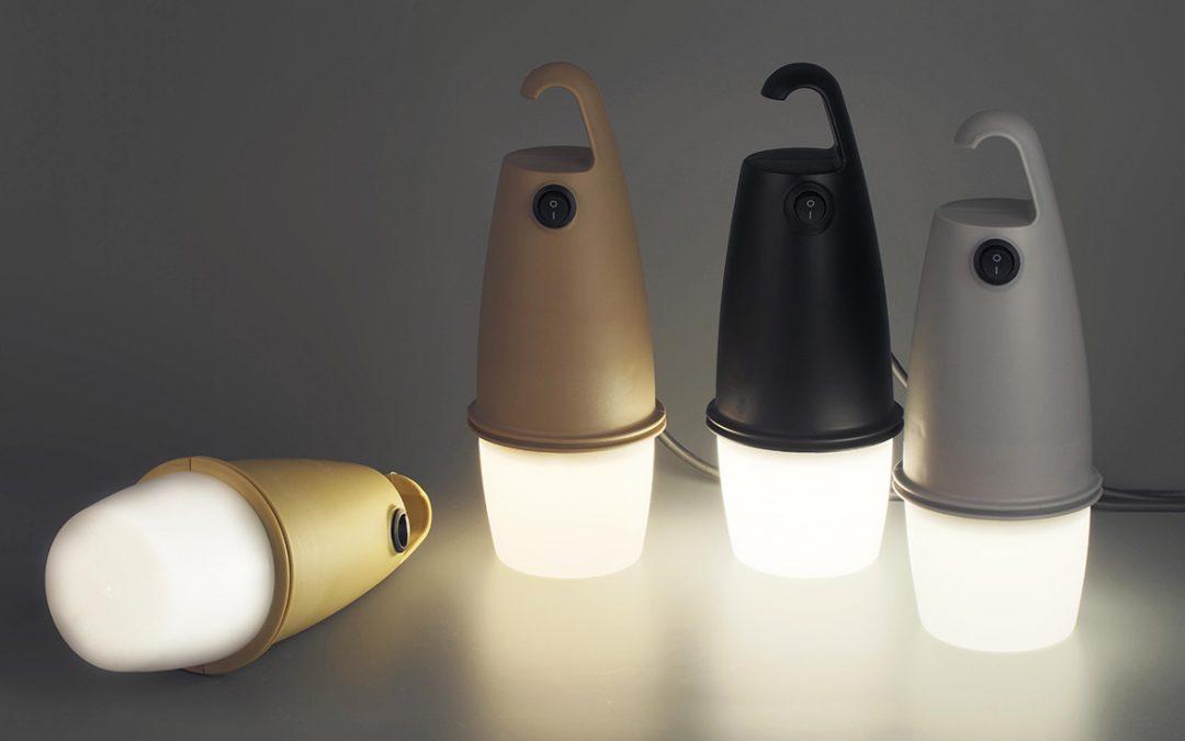 ¿Existe una lámpara portátil ECOLÓGICA y SOLIDARIA?: Sí, la HOOK de Faro