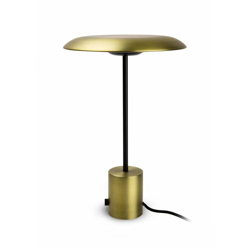 lampara-sobremesa-hoshi-led-faro-oro-satinado-negro-regulable-dimmable-3