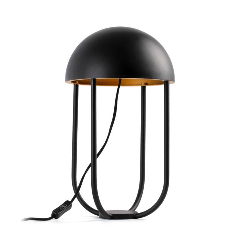 lampara-sobremesa-jellyfish-led-faro-negro-ayora-iluminacion-3