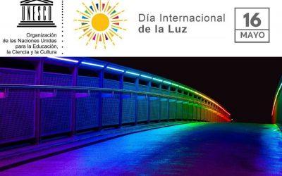 16 de mayo de 2018: primer Día Internacional de la Luz