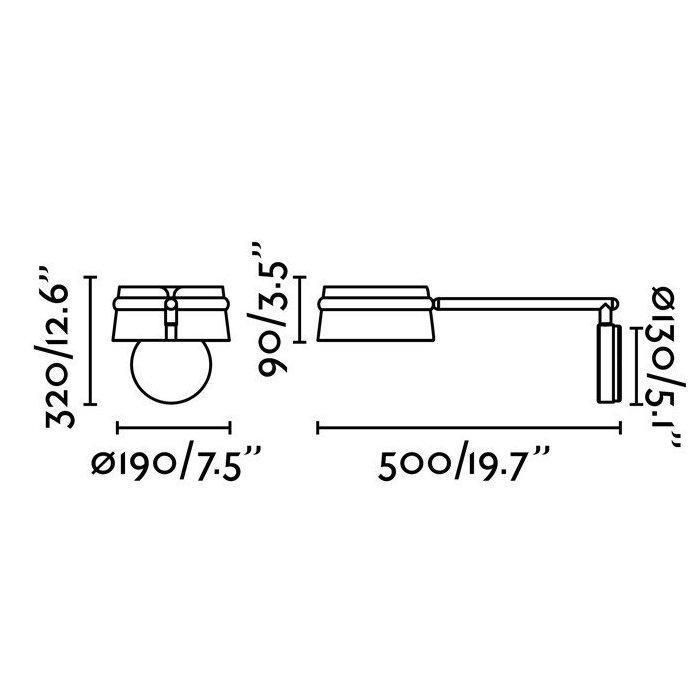 lampara-aplique-led-loop-faro-brazo-articulado-6w-ayora-ilumnacion-dimensiones