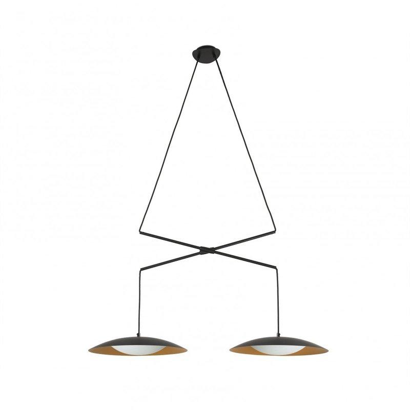lampara-colgante-faro-slim-led-doble-extensible-negro-oro-ayora-iluminacion-24505