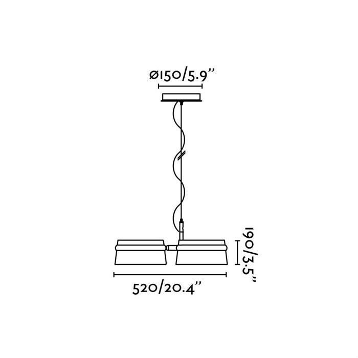 lampara-colgante-loop-led-faro-29567-negra-madera-cerezo-ayora-iluminacion-dimensiones