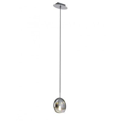 lampara-colgante-mantra-lens-grafito-pequena-vidrio-soplado-ayora-iluminacion