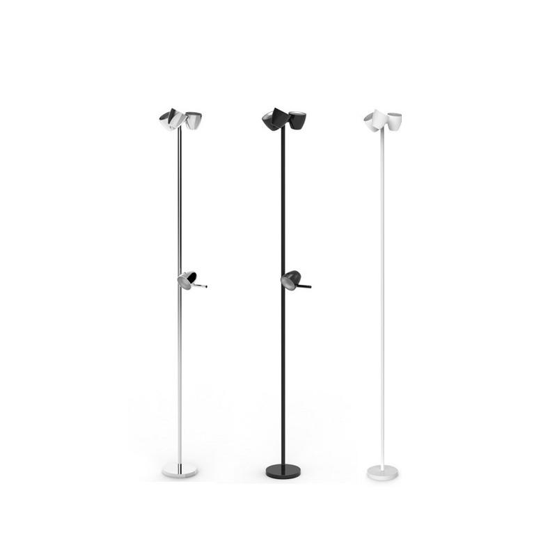 lampara-pie-led-trio-p-201-pujol-iluminacion-ayora-blanco-negro-cromo