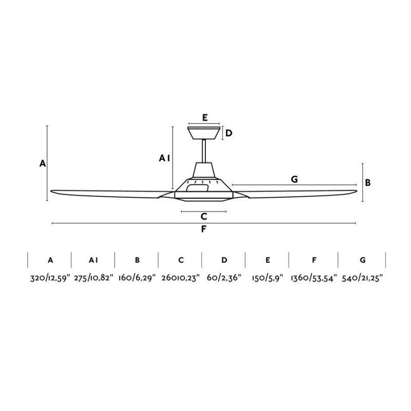 ventilador-techo-faro-meno-sin-luz-blanco-ayora-iluminacion-33782-dimensiones