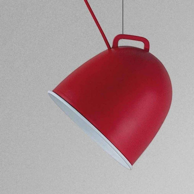 lampara-colgante-b-lux-scout-s40-ayora-iluminacion-rojo