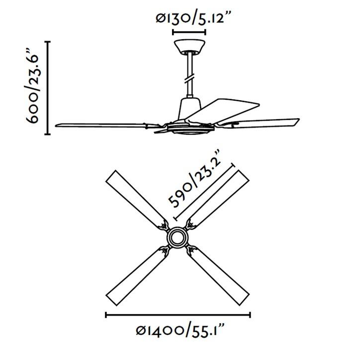 faro-malvinas-ventilador-techo-sin-luz-ayora-iluminacion-dimensiones