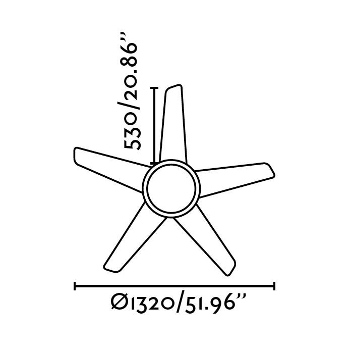 ventilador-faro-ovni-blanco-33135-techo-luz-blanco-ayora-iluminacion-dimensiones-1