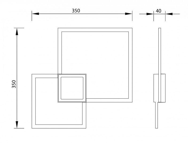 lampara-aplique-mantra-mural-cuadrado-blanco-led-ayora-iluminacion-dimensiones