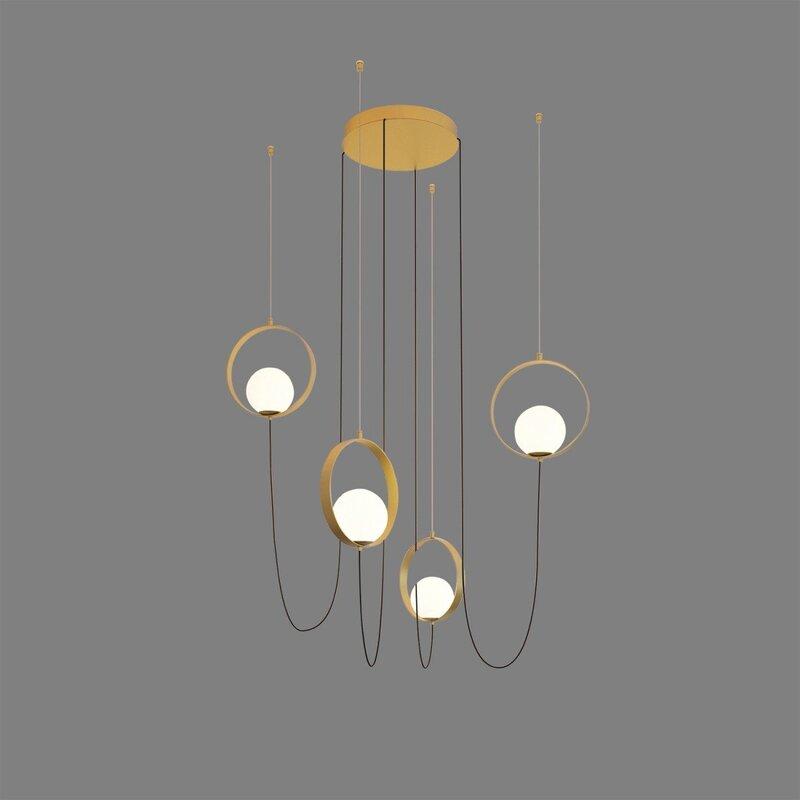 lampara-colgante-halo-led-acb-oro-4l-ayora-iluminacion