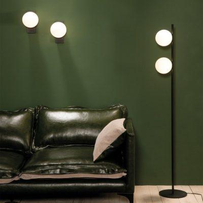 lampara-pie-acb-kin-led-negro-ayora-iluminacion