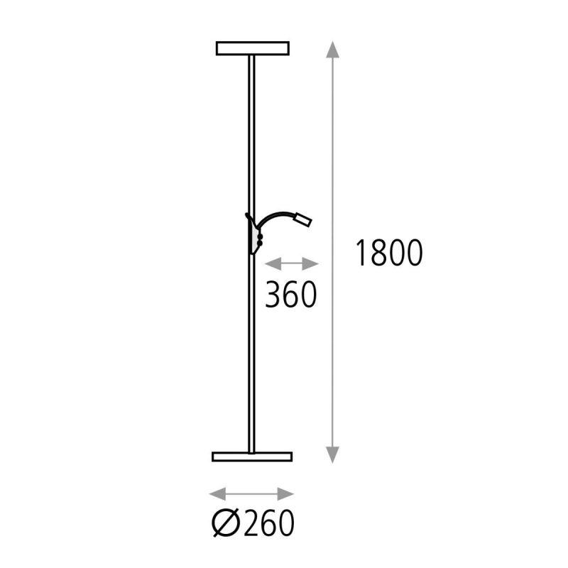 acb-yamena-led-lampara-pie-dimmable-regulable-foco-lector-ayora-iluminacion-dimensiones